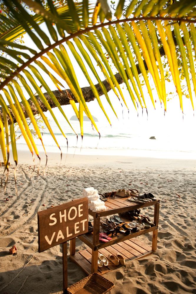 Shoe Valet Wedding