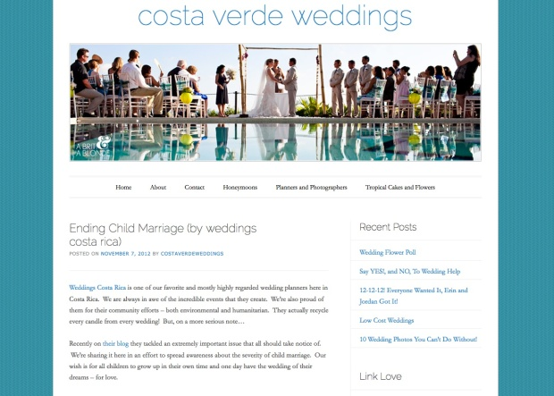 weddings costa rica, costa verde weddings, wedding in costa rica