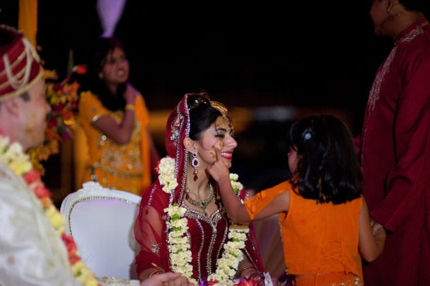 Mehndi Ceremony Bride