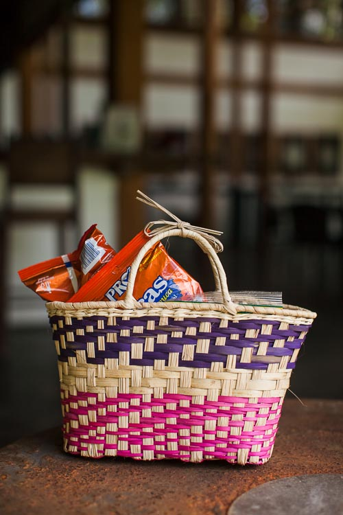 Guest Gift Baskets