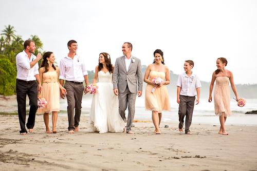 Weddings Costa Rica: Real Wedding- Judy And Kyle, Punto De Vista