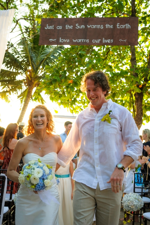 Laura and Shane's Wedding at the hotel Diria in Tamarindo, Guanacaste, Costa Rica