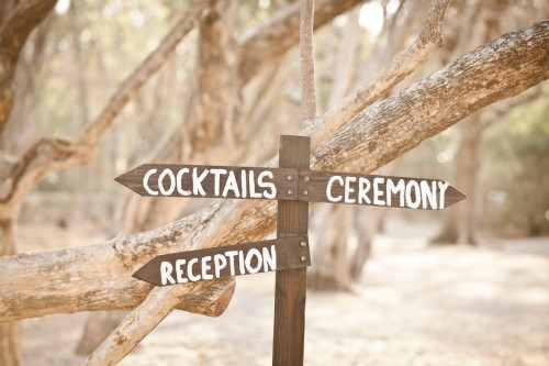 beach sign, wedding sign, beach wedding, Reserva Conchal Beach Club, Weddings Costa Rica