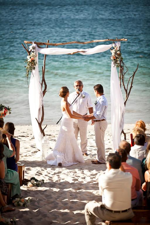 playa conchal wedding beach wedding wedding ceremony weddings costa rica - beach wedding costa rica