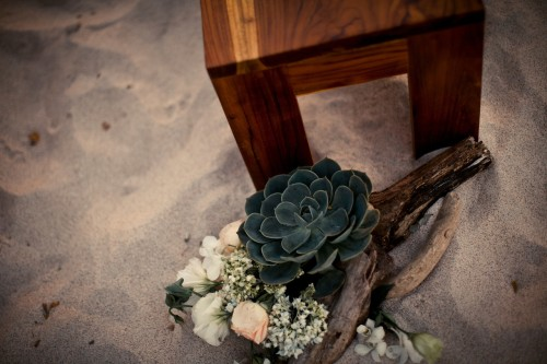 driftwood bouquet, beach bouquet, beach wedding, Reserva Conchal Beach Club, Weddings Costa Rica