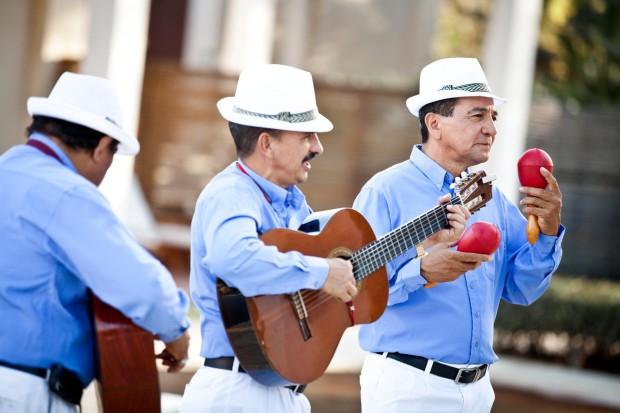 wedding band, latin band, costa rica musicians, Reserva Conchal Beach Club, Weddings Costa Rica