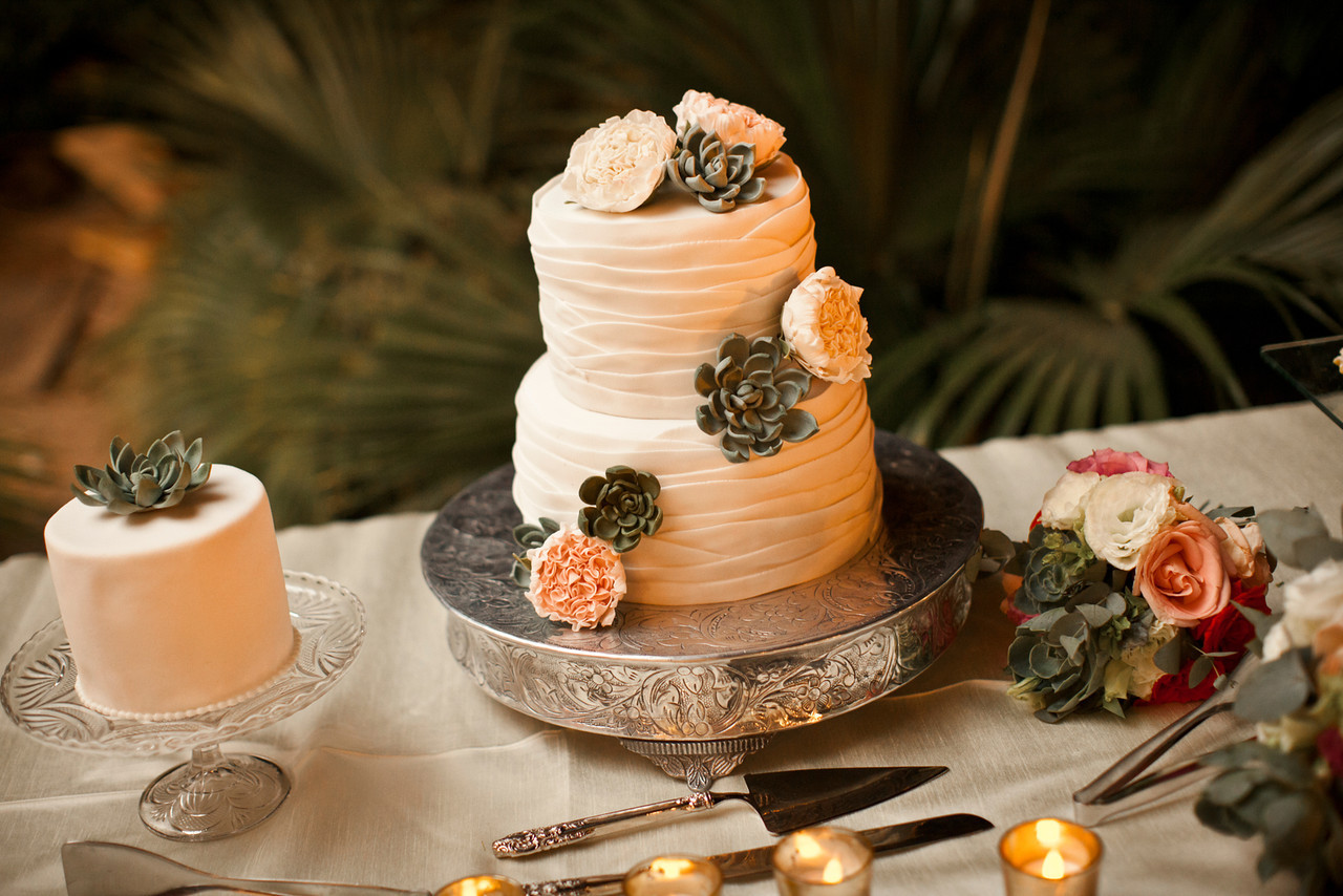inspired wedding cakes real wedding amp esteban at reserva conchal 16461