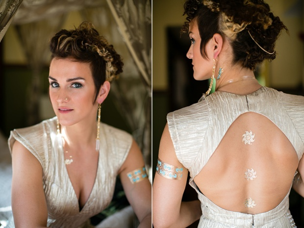 alternative wedding, bride, wedding dress, alternative wedding dress