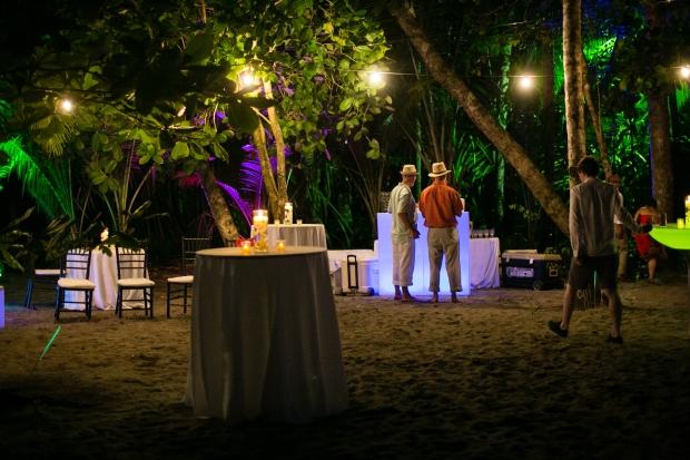 Glow furniture, wedding reception glow furniture