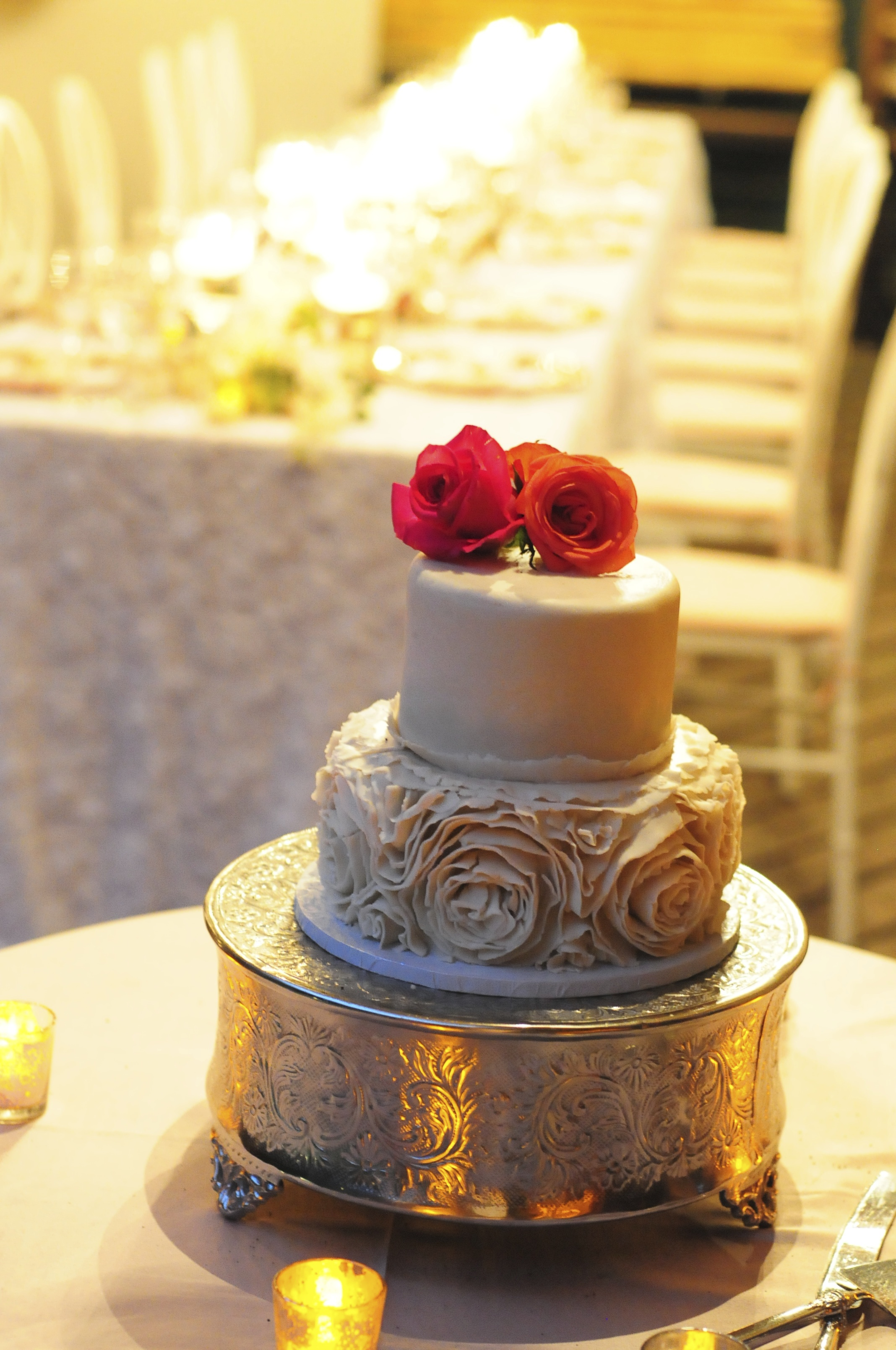 Cake Art By Jenn : Real Wedding   Jennifer & Margarito, Tulemar Beach, Manuel ...