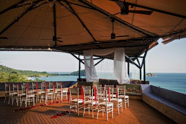 punto de vista, manuel antonio wedding, costa rica wedding, tropical wedding, weddings costa rica