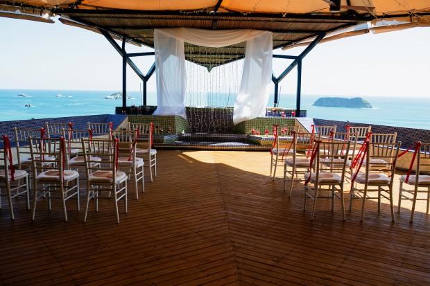 punto de vista, manuel antonio wedding, ocean view wedding, costa rica wedding, weddings costa rica