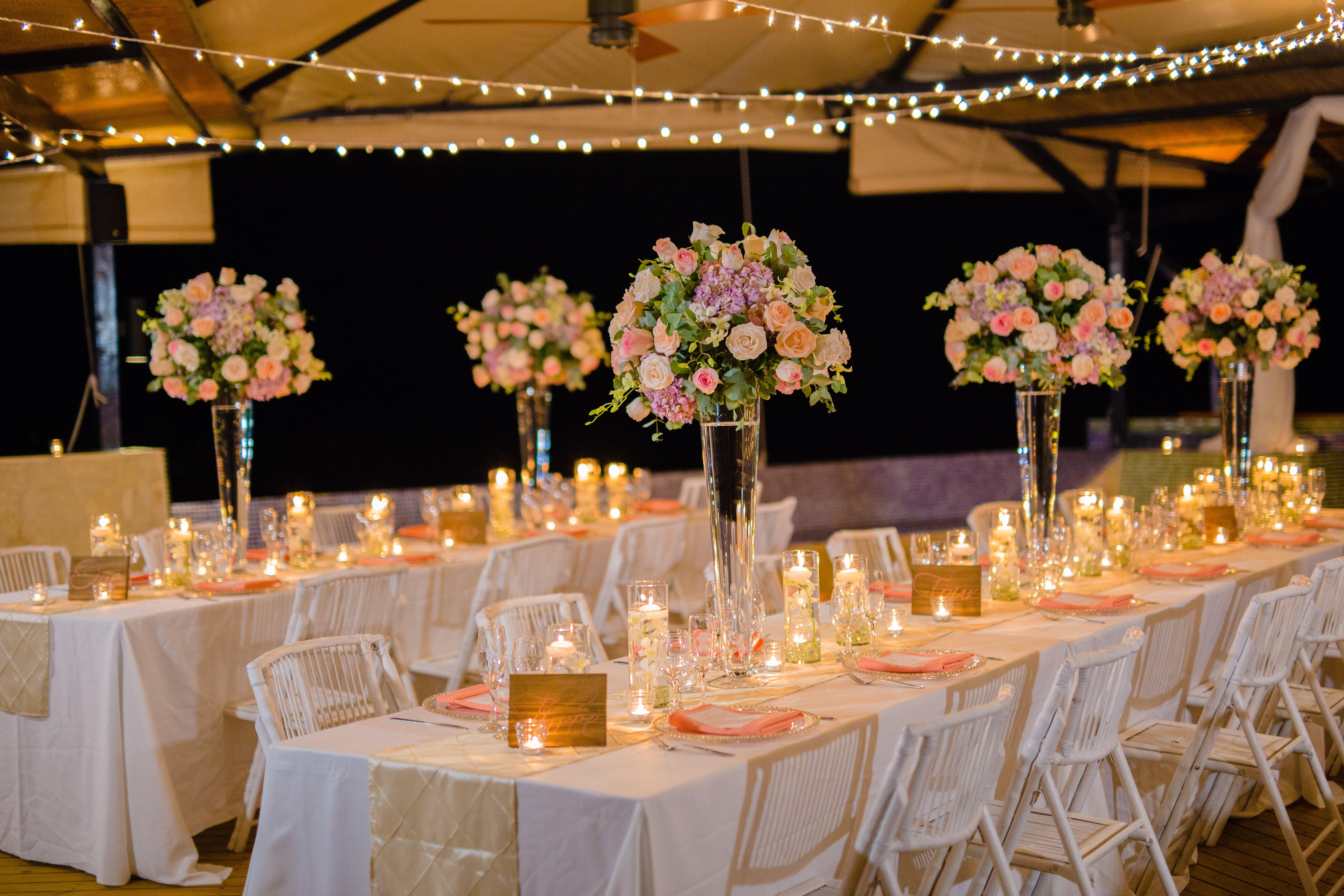 Pastel Color Wedding Weddings Costa Rica