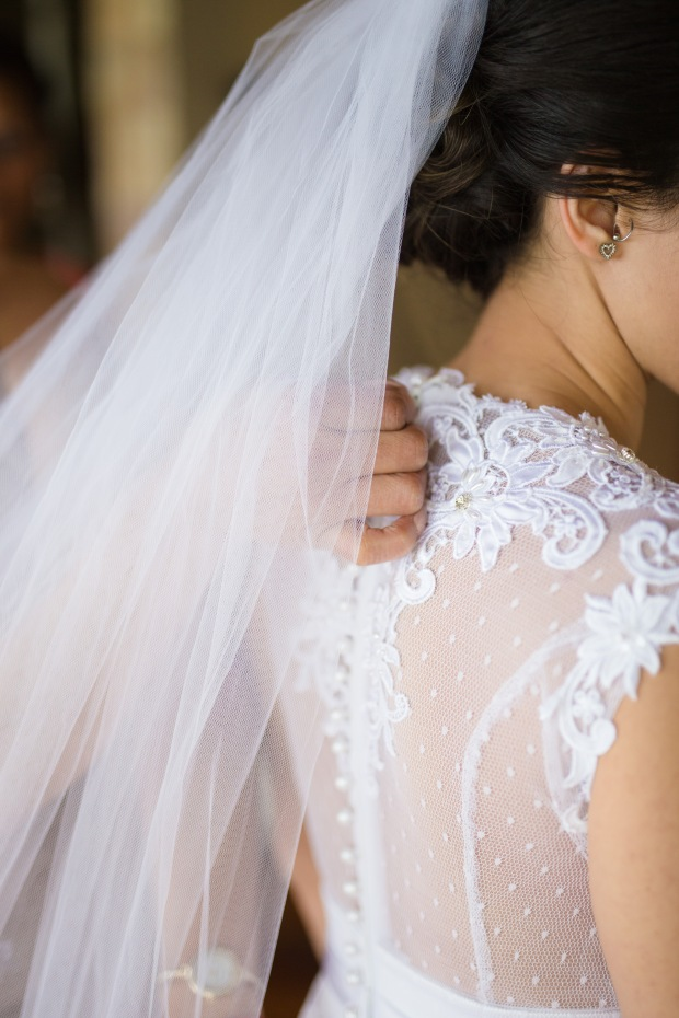 veil, bridal veil, lace dekor, wedding dress with lace, weddings costa rica