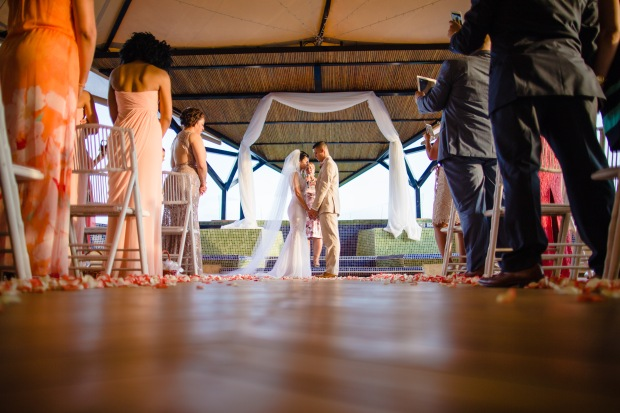 wedding ceremony, tropical wedding, wedding vows, weddings costa rica