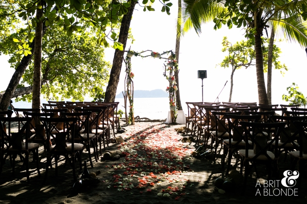 beach wedding, destination wedding, tropical wedding, wedding ceremony, ceremony site, beach altar