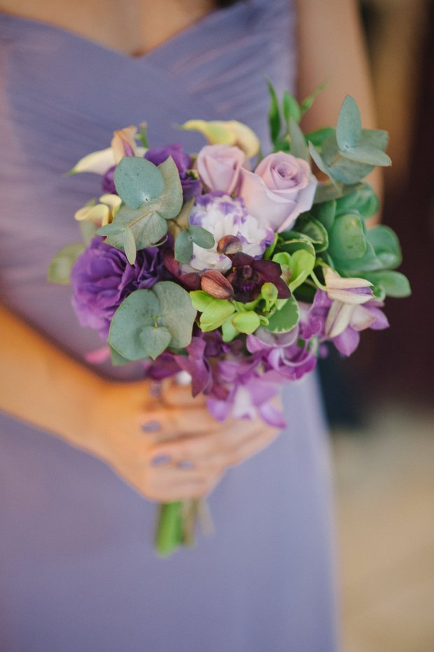 hydrangea, rose bouquet, bridesmaids bouquet, weddings costa rica
