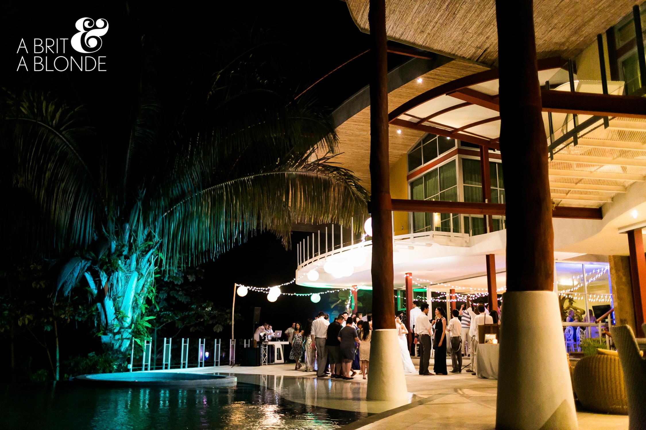 Real weddings amanda chris at casa fantastica manuel - Casa fantastica ...