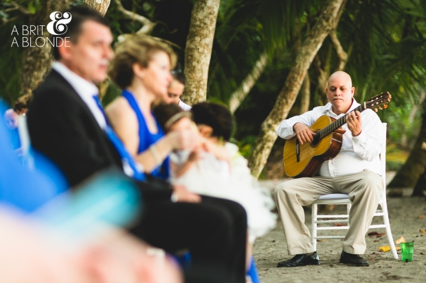 wedding musician, beach wedding, ceremony music, weddings costa rica